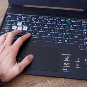 "Review: 2020 ASUS TUF 15.6"" FHD LCD Gaming Laptop Computer, AMD Ryzen 5-3550H, 32GB RAM, 1TB PC..."