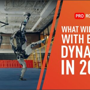 Boston Dynamics' new robot tricks and what's in store for the Atlas, Spot, and Handle robot in 2021?