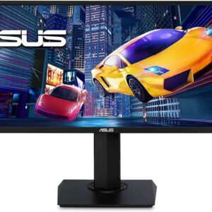 "Review: Asus VP348QGL 34"" Ultra-Wide Freesync HDR Gaming Monitor 75Hz 1440P Eye Care DisplayPor..."