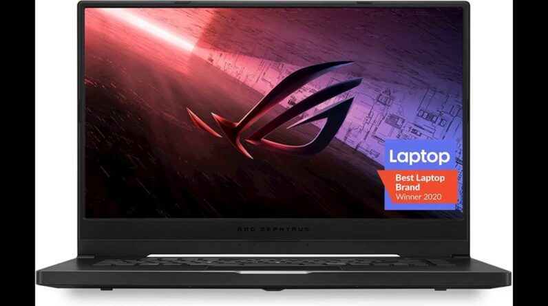 "Review: ROG Zephyrus G15 Ultra Slim Gaming Laptop, 15.6"" 240Hz Pantone Validated FHD Display, G..."