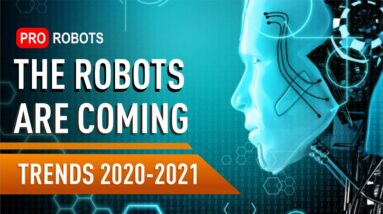 20+ The Most Incredible Inventions. Robotics Technology Trends 2020 - 2021