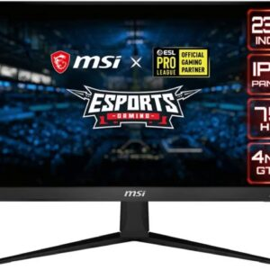 "Review: MSI 24"" FHD (1920 x 1080) Non-Glare with Super Narrow Bezel 144Hz 1ms 16:9 HDMI/DP AMD..."