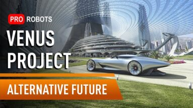 Jacque Fresco – Venus Project and Technologies That Will Change the World