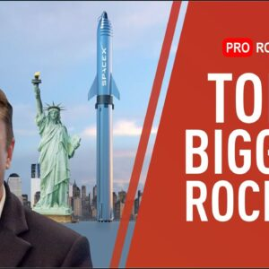 Can it go any higher? // Top Biggest Rockets // Saturn - 5 // Falcon 9 // Falcon Heavy
