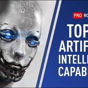 Artificial Intelligence: Top 10 Super Abilities That Will Destroy Us