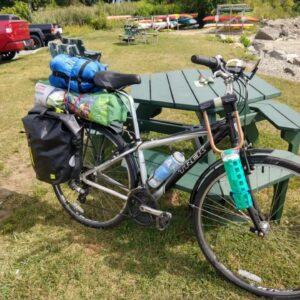 Review: Rhinowalk Bike Bag Waterproof Bike Pannier Bag 25L,(for Bicycle Rack Saddle Bag Shoulde...