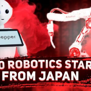 Robots and technologies of the future: Top 10 coolest startups from Japan