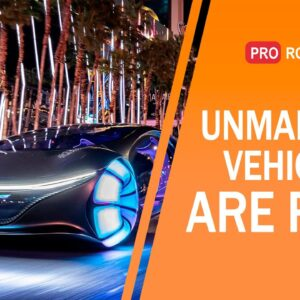 Unmanned cars: a reality or a pipe dream? The whole truth about unmanned vehicles