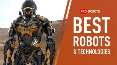 Coolest Robots And Technologies