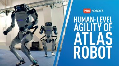 How Boston Dynamics created the Atlas robot |  How is the world's coolest robot built?