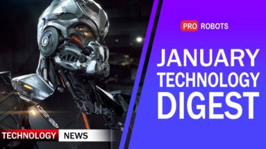 January '21 Technology Digest | All the Technology News for January 2021 in One Issue!