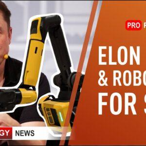 Elon Musk | Robotarm for Spot | High Technology News