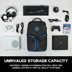 Review: ENHANCE Universal Console Laptop Gaming Backpack for Xbox One, PS4 Pro & VR Sytems - Ge...