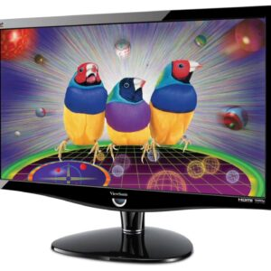 """Review: ViewSonic VX1940w 19"""" Wide 2ms High-Res 1680x1050 LCD Monitor - DVI"""