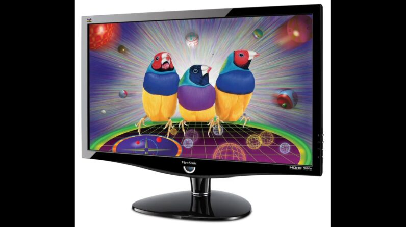 "Review: ViewSonic VX1940w 19"" Wide 2ms High-Res 1680x1050 LCD Monitor - DVI"