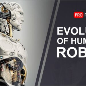 Evolution of humanoid robots | From Leonardo da Vinci to Boston Dynamics
