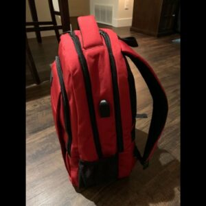 Review: Laptop Backpack for Girls, Womens High School Backpack with USB Port for School Supplie...