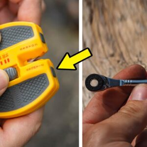 GENIUS TOOLS THAT WILL MAKE YOUR LIFE EASIER