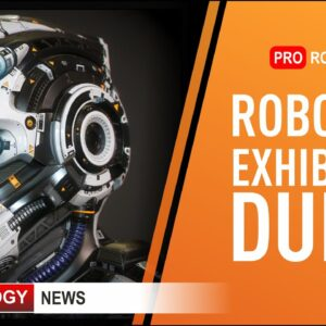 Robotics and High-tech Exhibition in Dubai | Robot Spot Modifications | Technology News
