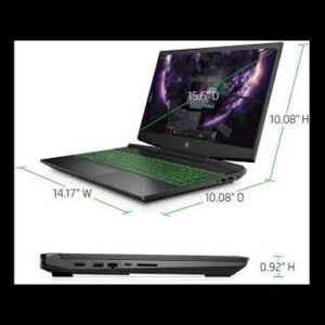 Review: HP Pavilion Gaming 15-Inch Micro-Edge Laptop, Intel Core i5-9300H Processor, NVIDIA GeF...