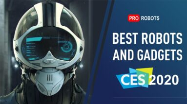Robot Exhibition. Highlights from CES 2020. The Coolest Robots and Incredible Gadgets!
