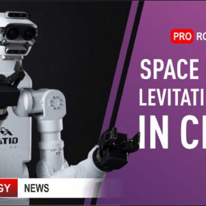 Latest robots and technologies from all over the world (Technology News)
