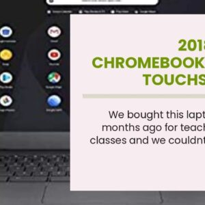 "Review: 2018 HP 14 Chromebook 14"" HD Touchscreen Widescreen Laptop Computer, Intel Celeron N335..."