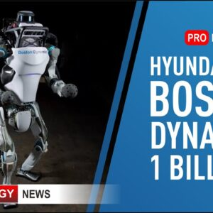 BOSTON DYNAMICS sold for 1 Billion Dollars | Musk's starship crashed | Technology News