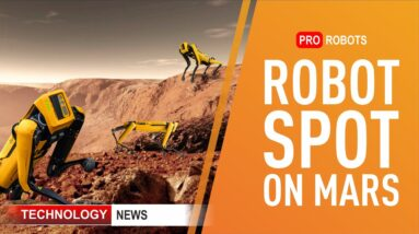 Boston Dynamics' Spot Goes to Mars?! | Robot Control with the Power of Thoughts
