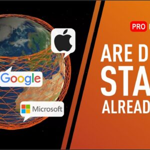 Amazon, Google, Facebook and other global companies will soon replace states?
