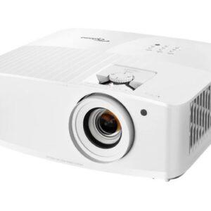 Review: Optoma PT100, WVGA, 50 LED Lumens, Gaming Projector