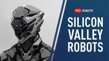 Silicon Valley Robots - Best Robots From the IT Tech Center of the World