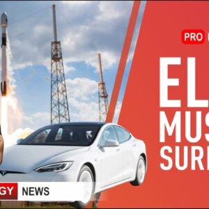 Elon Musk, New Tesla Design, Amphibious Robot, Ion-Powered Drone | Technology News