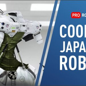 Top 5 Japan's Coolest Robots - Technology of the Future Today