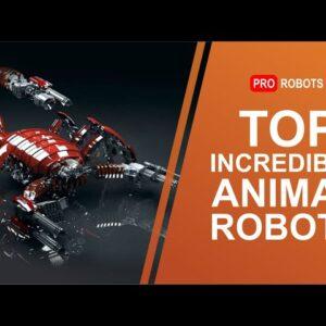 Top Coolest Animal Robots | PRO Robots