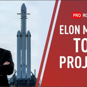 TOP Elon Musk's Projects! How Elon Musk Creates the Future?