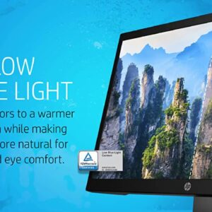 Review: HP V22 FHD Monitor  21.5-inch Diagonal FHD Computer Monitor with TN Panel and Blue Lig...