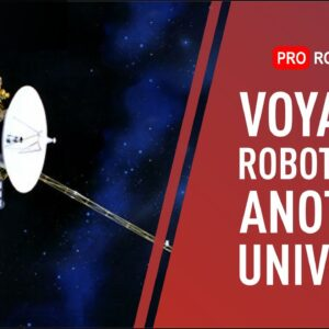 VOYAGER – The Fastest Robot From Earth