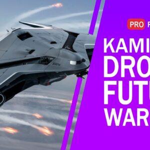 Kamikaze Fighting Drones | Combat Robots | Military Robots