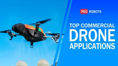 Top applications of drones for commercial purposes
